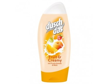Duschdas Gel douche Fruit & Creamy