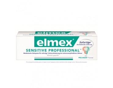 Elmex Dentifrice Professionnel dents sensibles