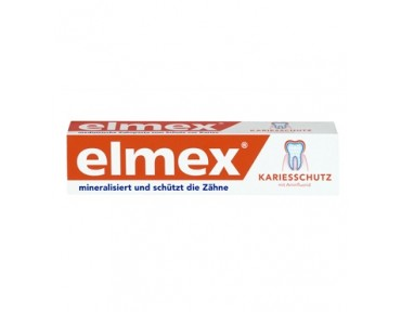 Elmex dentifrice protection contre les caries 75 ml