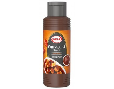 Hela Currywurst Sauce 300ml