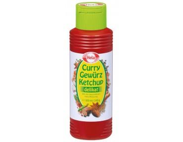 Hela Curry Ketchup Delikat 300ml