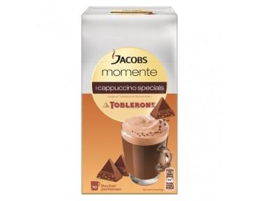 JACOBS Cappuccino Specials Toblerone