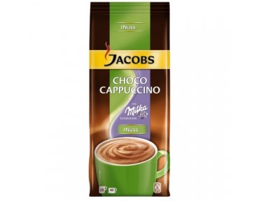 JACOBS Cappuccino Choco Nuss 500g