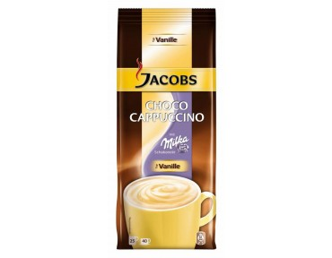 JACOBS Cappuccino Choco Vanille 500g