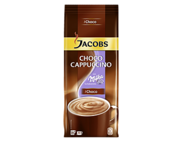 JACOBS Cappuccino Choco Milka 500g