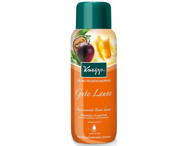 Kneipp Bain Moussant Passion Pamplemousse 400 ml