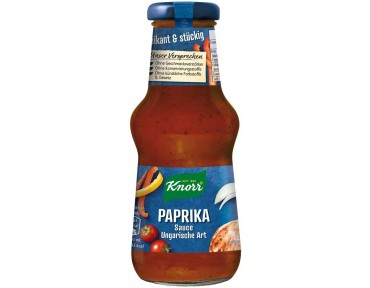 Knorr Paprika Sauce 250ml