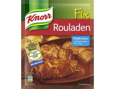 Knorr Fix Fix für Rouladen