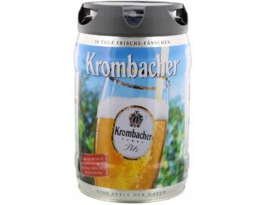 Krombacher Pils fut 5 litre