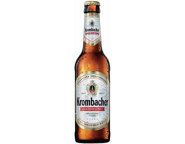 Krombacher Pils alkoholfrei 33cl