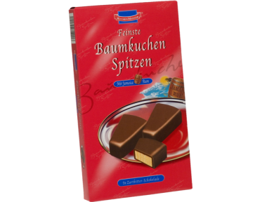 Kuchenmeister Baumkuchenspitzen Rum 125g