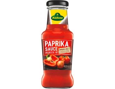 Kühne Paprikasauce ungarische Art 250ml