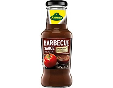 Kühne Barbecue sauce 250ml