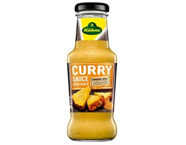Kühne Curry Sauce 250ml