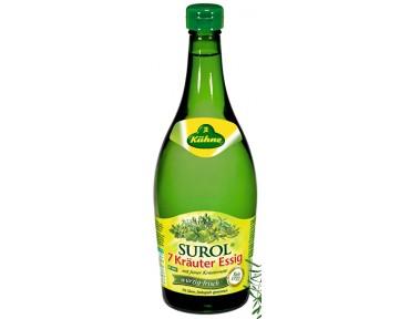 Kühne Surol 7 Kräuteressig 5% 750 ml
