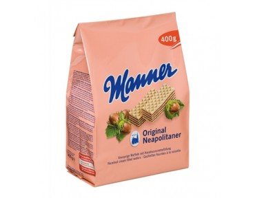 Manner Neapolitaner Waffeln 400g