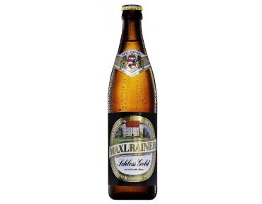 Bière Maxlrainer Schloss Gold 0,50L