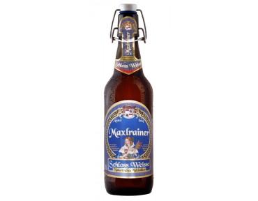 Bière de Bavière Maxlrainer Schloss Weisse 0,50L