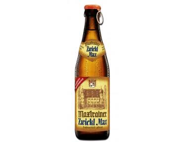 Bière bavaroise Maxlrainer Zwickl Max 33cl