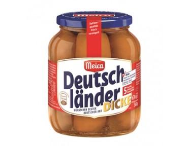 Meica 5 Deutschländer Dicke