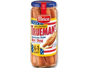 Meica 6 Trueman's Hot Dog Chicken