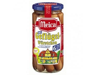 MEICA 6 Geflügelwürstchen