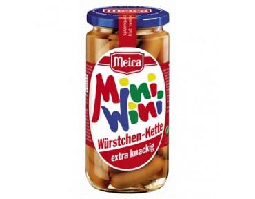 Meica Mini Wini Würstchen-Kette 190g