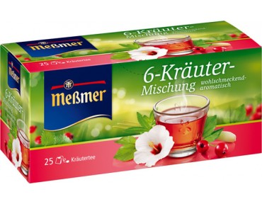 Messmer 6 krauter mischung