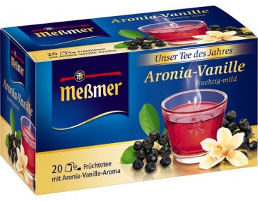 Messmer Aronia Vanille