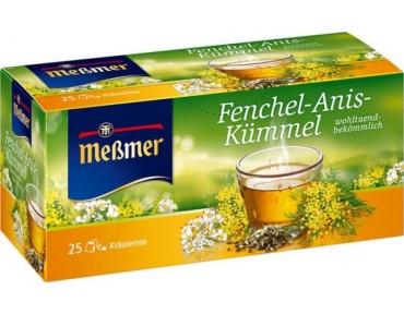 Messmer Fenchel Anis Kümmel