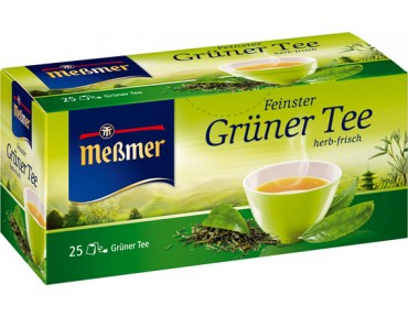 Messmer grüner tee