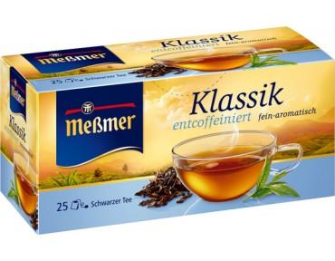 Thé noir Messmer Klassik entcoffeiniert