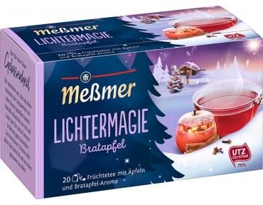 Messmer Lichtermagie Bratapfel