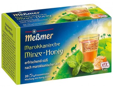 Messmer Marokkanische Minze-Honig
