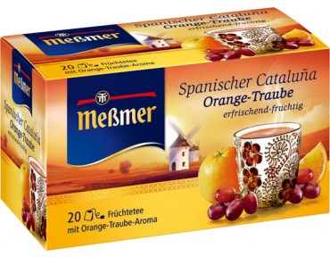 Messmer Orange traube