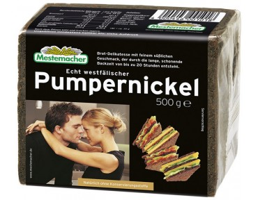 Pumpernickel Mestemacher