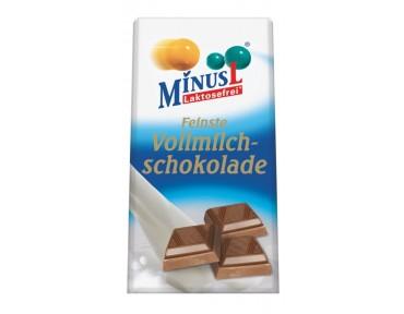 Minus L Chocolat au lait sans Lactose