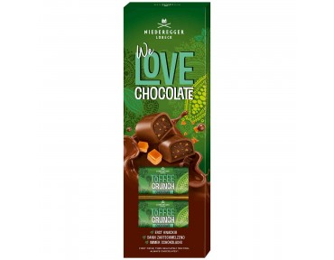Niederegger We Love Chocolate Klassiker Toffee Crunch 100g