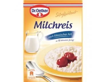 Dr. Oetker Süss Mahlzeit Milchreis klassisch