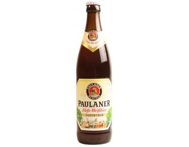 Bière Paulaner Hefe-Weissbier Naturtrüb 50cl