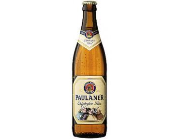 Paulaner Oktoberfest Bier 50cl