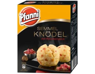 Pfanni Semmel Knödel mit Räucherspeck