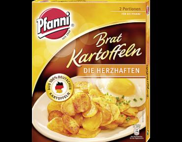 Pfanni Brat Kartoffeln 400g