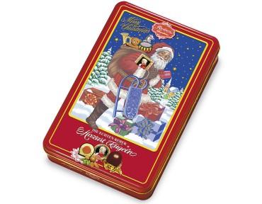 Reber Merry Christmas Geschenkdose 300g
