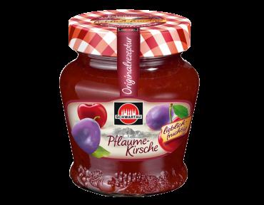 Schwartau Pflaumenmus Pflaume-Kirsch 330g