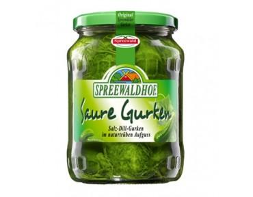 Spreewald Saure gurken 720 ml