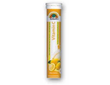 Sunlife Comprimés effervescents Vitamine C
