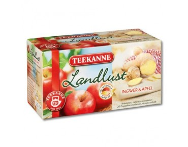 Teekanne Landlust Ingwer Apfel