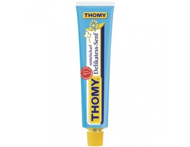 Thomy Delikatess Senf Tube 100ml