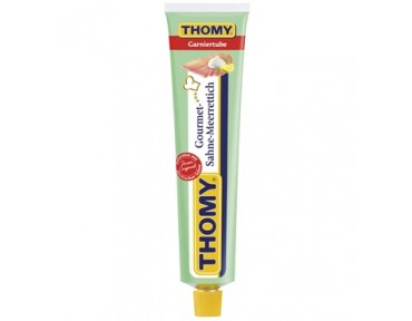 Thomy Sahne Meerrettich Tube 190G